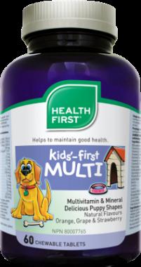 Multivitamin gyerekeknek