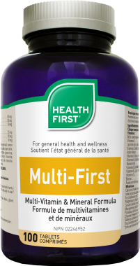 Multi-First Multivitamin